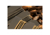 Карповый монтаж KORDA Leadcore-Leader Heli 1м Gravel LLHG фото №7