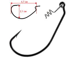 Крючки VMC 7346 SB №3/0