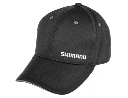 Бейсболка SHIMANO STANDARD CAP BLACK REGULAR SIZE