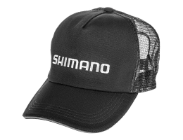Бейсболка SHIMANO STANDARD MESH CAP BLACK