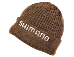 Шапка SHIMANO FLEECE KNIT BREATHHYPER BROWN