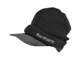 Шапка SHIMANO KNIT CAP BREATHHYPER BLACK