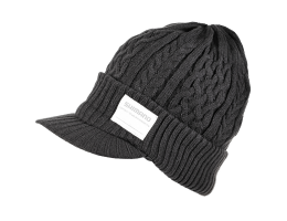 Шапка SHIMANO KNIT WATCH BRIM BLACK