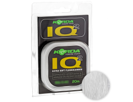 Поводковый материал KORDA IQ2 Fluoracarbon d-0.35мм 20м KIQS12