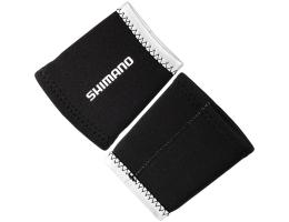 Перчатки SHIMANO МАНЖЕТ НА ЗАПЯСТЬЕ BE-041E Черный L