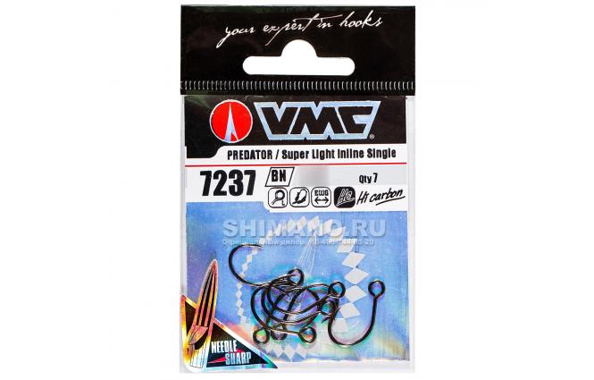 Крючки VMC 7237 BN №1 фото №2