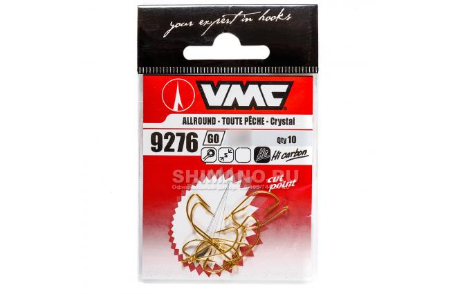 Крючки VMC 9276 GO 4 фото №2