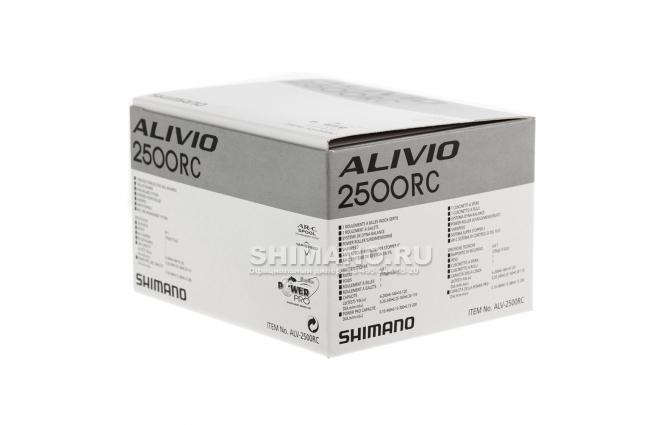 Катушка безынерционная SHIMANO ALIVIO 2500RC фото №9