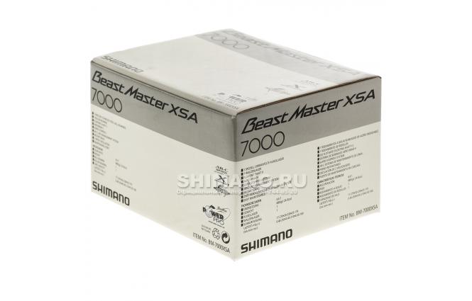 Катушка безынерционная SHIMANO BEASTMASTER 7000 XS-A фото №9