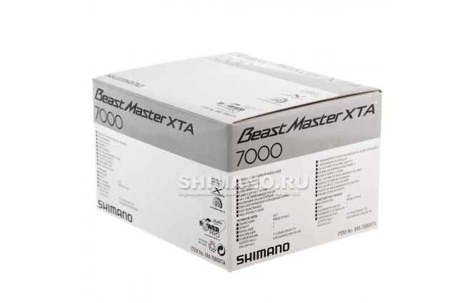 Катушка безынерционная SHIMANO BEASTMASTER XT-А 7000 фото №9
