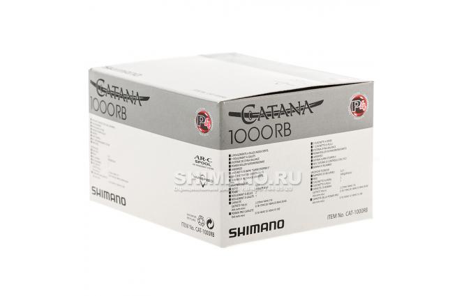 Катушка безынерционная SHIMANO CATANA 1000RB фото №10