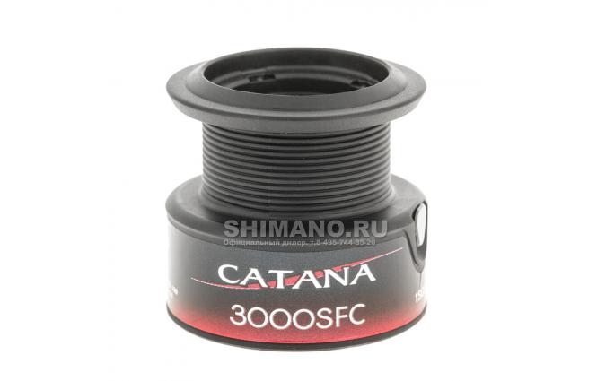 Катушка безынерционная SHIMANO CATANA 3000SFC фото №9