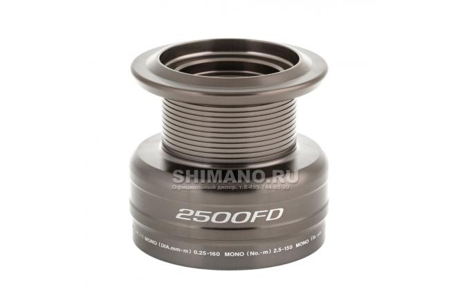 Катушка безынерционная SHIMANO EXAGE 2500FD фото №9
