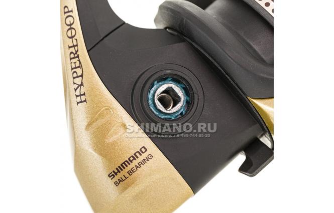Катушка безынерционная SHIMANO HYPERLOOP 4000FB фото №4