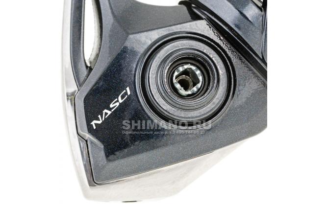 Катушка безынерционная SHIMANO NASCI 2500 FB фото №4