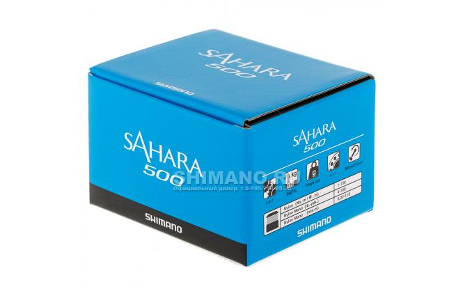 Катушка безынерционная SHIMANO SAHARA 500FI фото №9