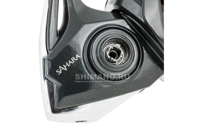 Катушка безынерционная SHIMANO SAHARA C2000SFI фото №4