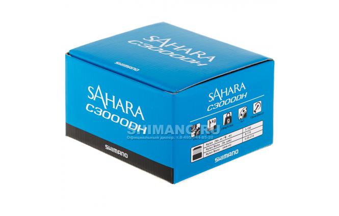 Катушка безынерционная SHIMANO SAHARA C3000DHFI фото №9