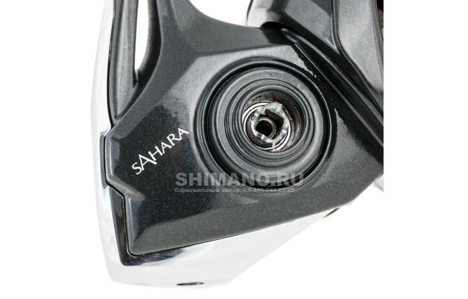 Катушка безынерционная SHIMANO SAHARA C3000FI фото №4