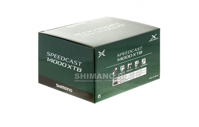 Катушка безынерционная SHIMANO SPEEDCAST 14000XTB фото №10