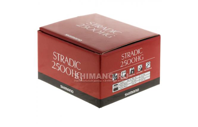 Катушка безынерционная SHIMANO STRADIC 2500 FK фото №9