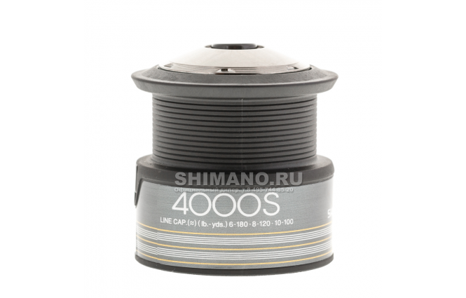 Катушка безынерционная SHIMANO STRADIC 4000S GTM RC фото №9