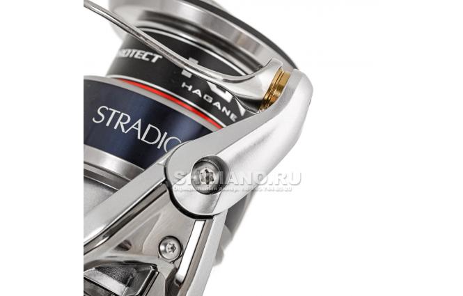 Катушка безынерционная SHIMANO STRADIC C5000XGFK фото №3