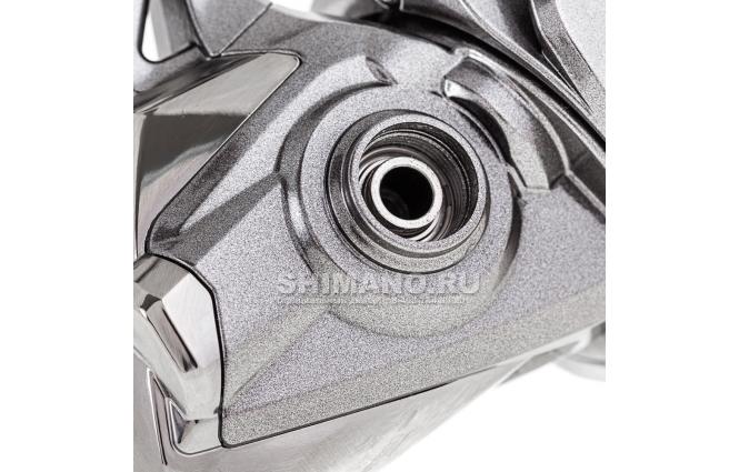 Катушка безынерционная SHIMANO STRADIC CI4+ 4000FB фото №4