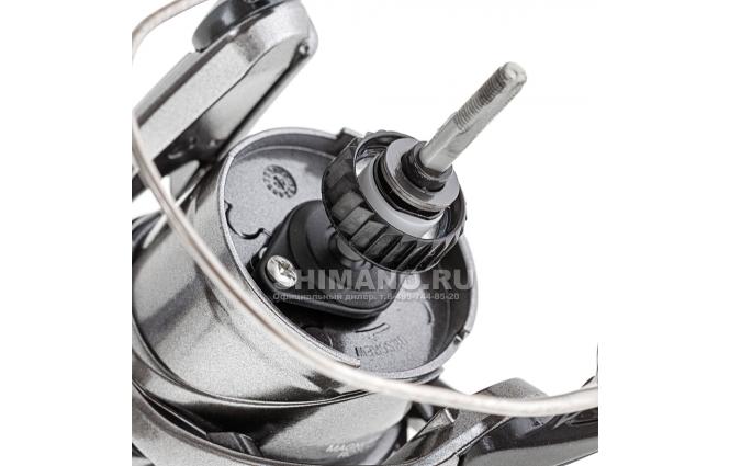 Катушка безынерционная SHIMANO STRADIC CI4+ 4000FB фото №7