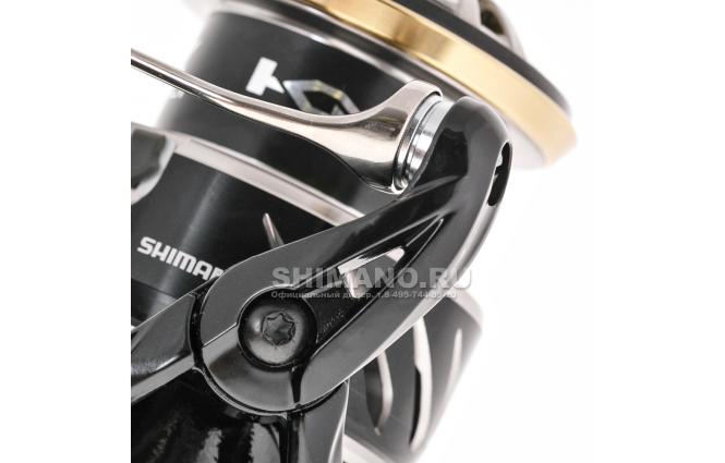Катушка безынерционная SHIMANO SUSTAIN 17 4000 FI фото №3