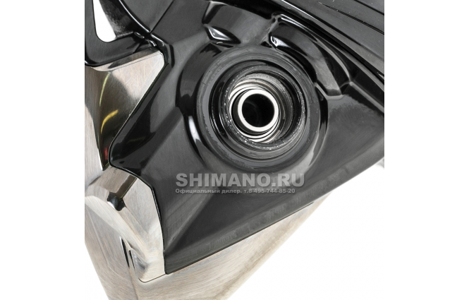 Катушка безынерционная SHIMANO SUSTAIN 17 4000 FI фото №4