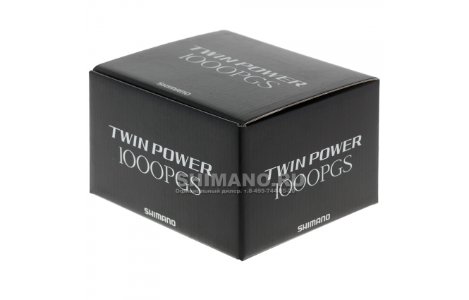 Катушка безынерционная SHIMANO TWIN POWER 15 1000 PGS фото №9