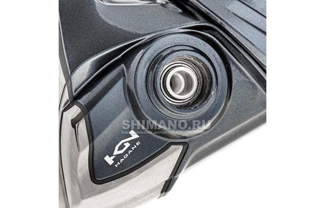 Катушка безынерционная SHIMANO TWIN POWER XD C3000HG фото №4