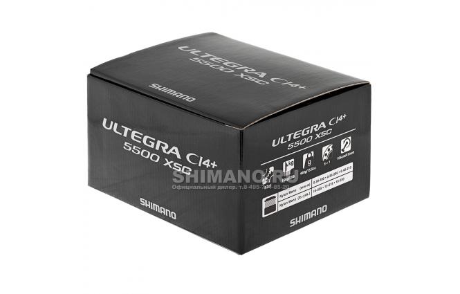 Катушка безынерционная SHIMANO ULTEGRA CI4 5500XSC фото №11