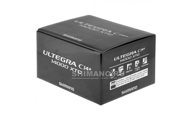 Катушка безынерционная SHIMANO ULTEGRA CI4 14000XTC фото №11