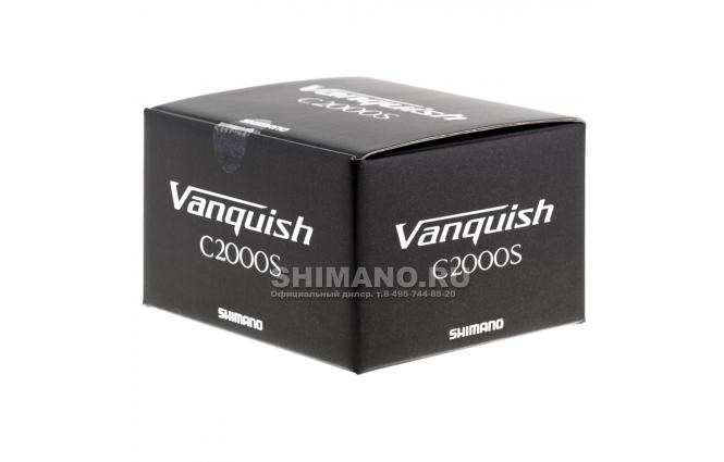 Катушка безынерционная SHIMANO VANQUISH C2000 SFA фото №9