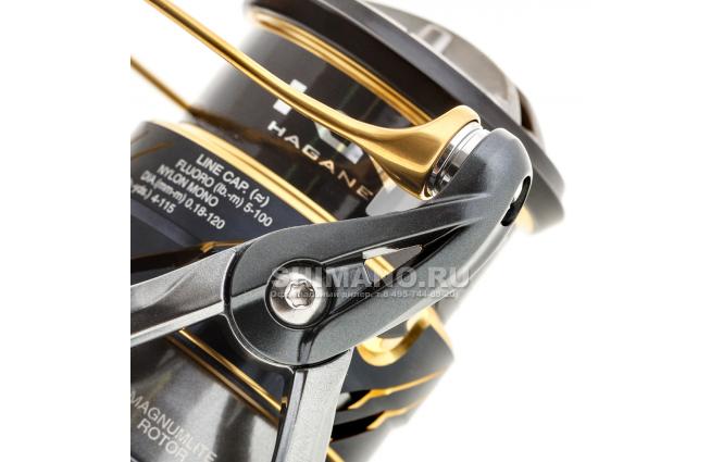 Катушка безынерционная SHIMANO VANQUISH C2000 SFA фото №3