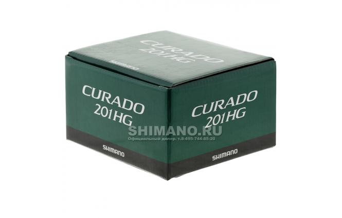 Катушка мультипликаторная SHIMANO CURADO 201 I HG (LH) фото №8