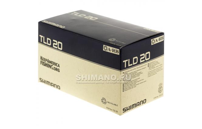 Катушка мультипликаторная SHIMANO TWIN LEVEL DRAG 20 фото №7
