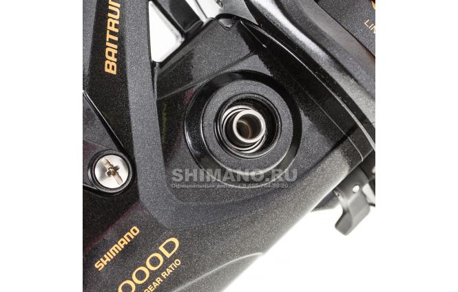 Катушка с байтраннером SHIMANO BAITRUNNER D 6000 D фото №4