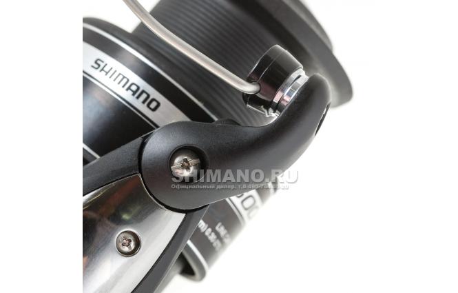 Катушка с байтраннером SHIMANO BAITRUNNER ST 6000 RB фото №3