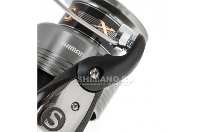 Катушка с байтраннером SHIMANO BAITRUNNER XT 8000 RB фото №3