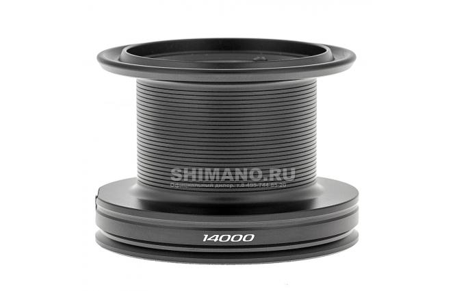 Катушка с байтраннером SHIMANO BAITRUNNER CI4 XTR-B LC 14000 XTB фото №9