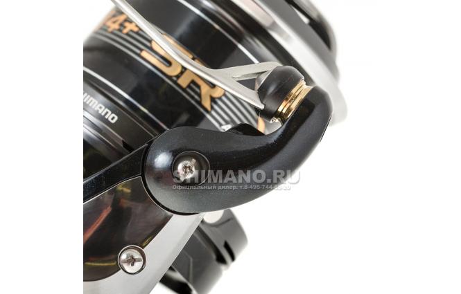 Катушка с байтраннером SHIMANO BIG BAITRUNNER CI4 XTR-A LC фото №3