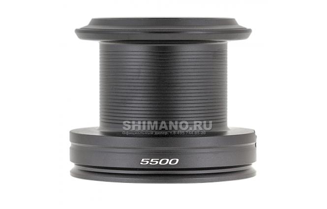 Катушка с байтраннером SHIMANO MEDIUM BAITRUNNER CI4 XTR-B LC 5500XTB фото №9