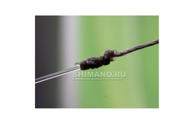 Поводковый материал KORDA IQ2 Fluoracarbon d-0.35мм 20м KIQS12 фото №4