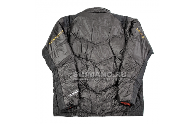 Куртка SHIMANO NEXUS DOWN JACKET LIMITED PRO L фото №3