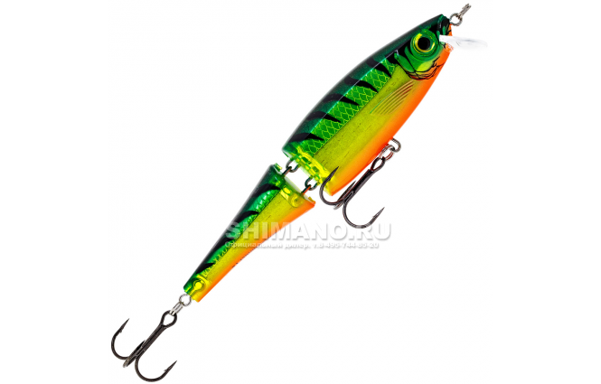 Воблер RAPALA BX SWIMMER BXS12-FT фото №1