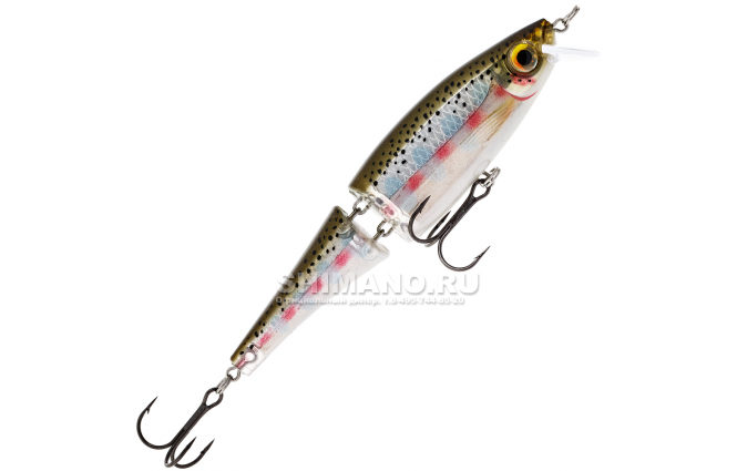 Воблер RAPALA BX SWIMMER BXS12-RT фото №1