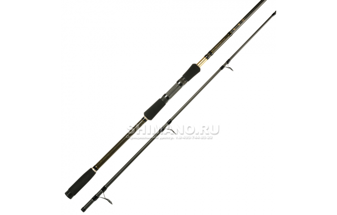 Спиннинг SHIMANO BEASTMASTER CX SEA BASS 270H фото №1